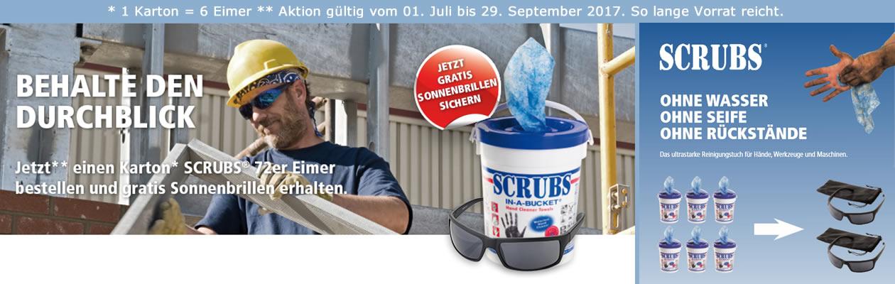 scrubs-handreinigung
