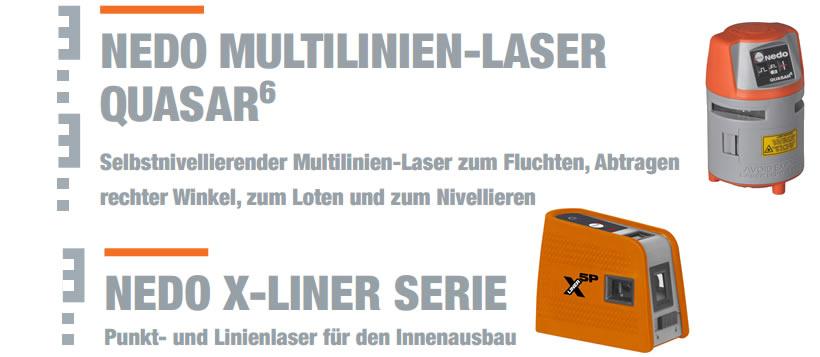 laser nedo