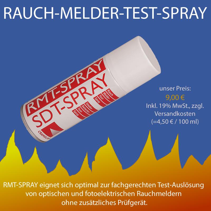 RAUCH-MELDER-TEST-SPRAY