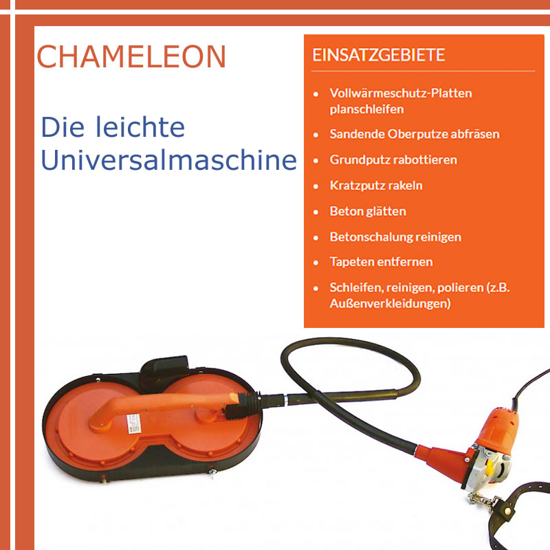 Chameleon-Universalmaschine