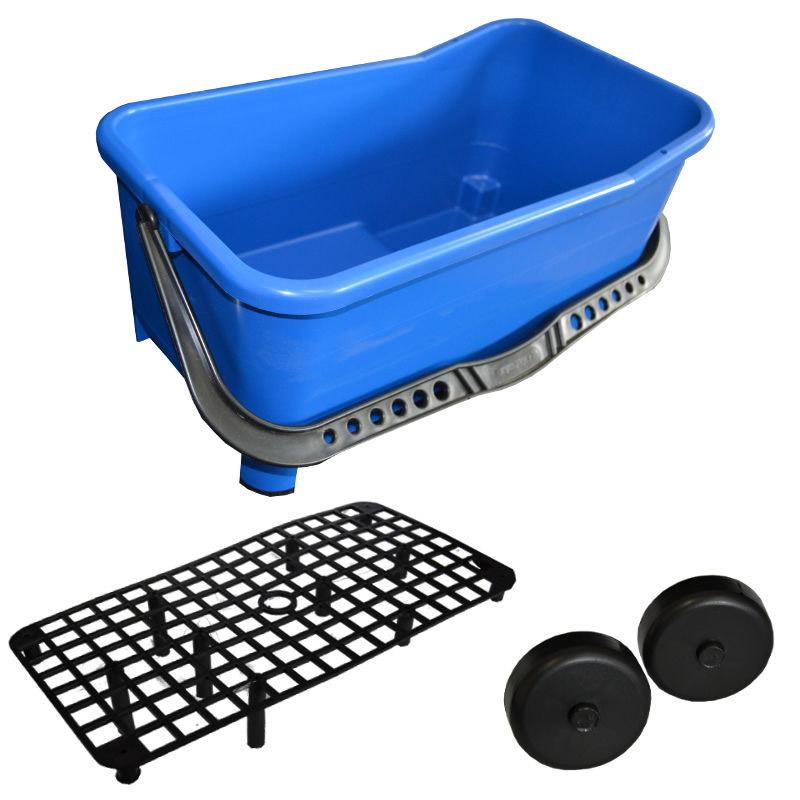 Wascheimer Waschboxen