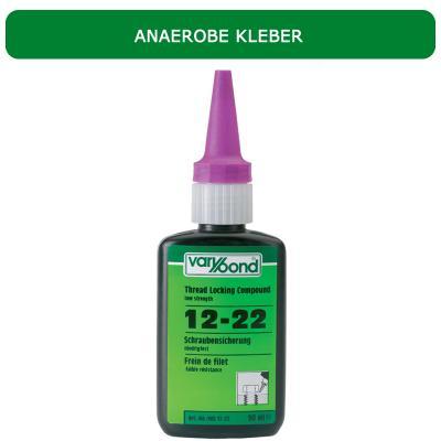 Anaerobe Kleber