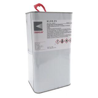 Klebex beseitigt mühelos und sicher Haftetiketten