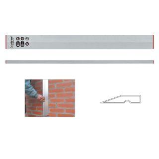 Aluminium Trapez-Kartätsche - Länge: 100cm