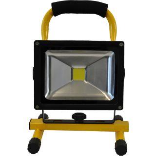 x-tools LED Baustrahler mit Akku 20W