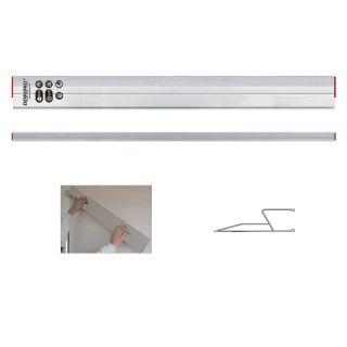 Aluminium Trapez/HA-Kartätsche - Länge: 100cm