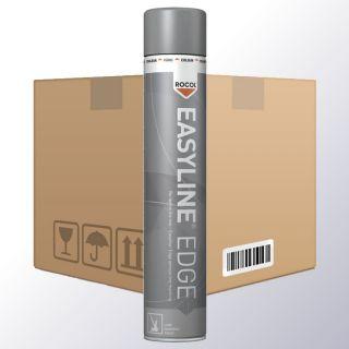 Easyline EDGE Linienmarkierungsspray grau VPE6