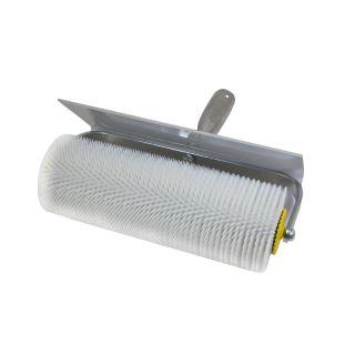 Stachelwalze mit Spritzschutz 250mm/21mm