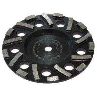 Diamantschleifteller schwarz - Ø150mm
