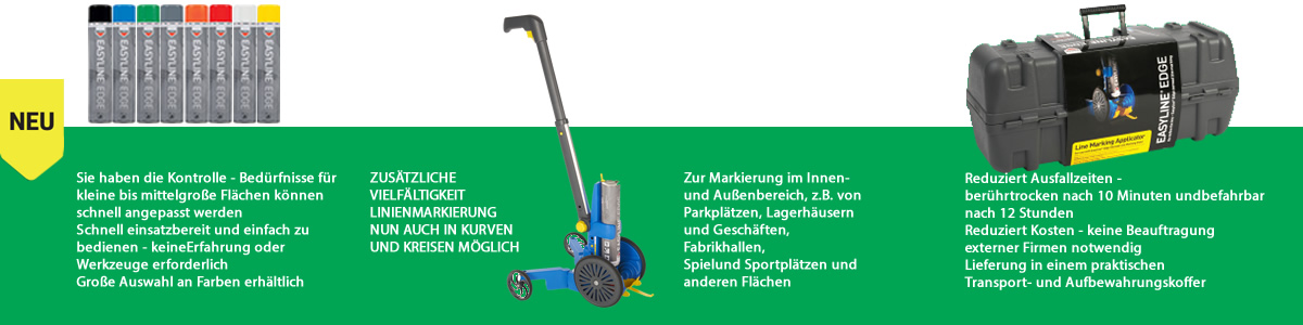 easyline applicator neu