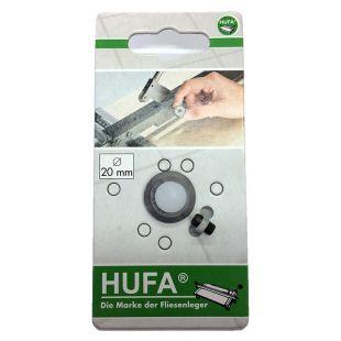 HUFA Rädchen 20mm 3mm + Achse SB