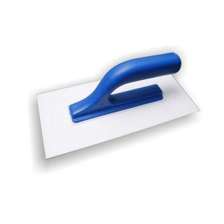 Glattekelle Kunststoff ABS - Blatt aus Kunststoff (ABS)- Blattstärke: 3mm- handlicher Kunststoffgriff- schlag-/ und bruchsicher- 270x130mm