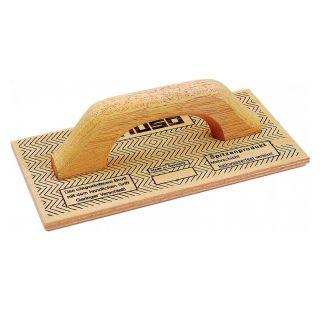 TRIUSO Mehrschicht - Holz - Reibebrett 420x220mm