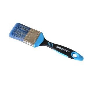 Flachpinsel für Dispersionsfarben-2-Komp.griff 50mm