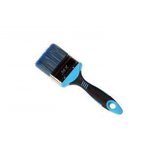 Flachpinsel für Dispersionsfarben-2-Komp.griff - 63mm