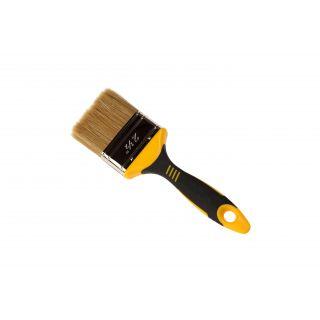 Flachpinsel Malerpinsel-Universalpinsel - 2-Komp.griff - 63mm