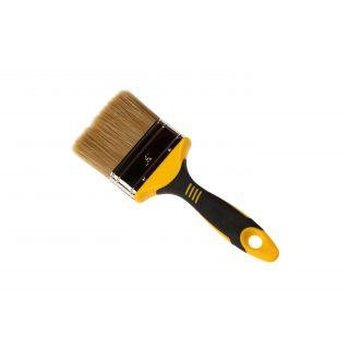 Flachpinsel Malerpinsel-Universalpinsel - 2-Komp.griff - 76mmFlachpinsel Malerpinsel-Universalpinsel - 2-Komp.griff - 76mm