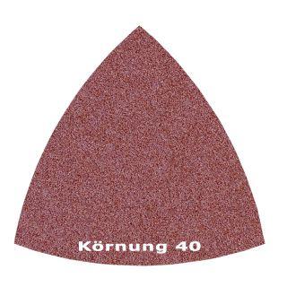 50 x Delta Klett Schleifblatt C40 - 82mm