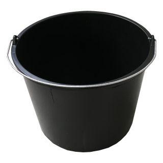 Baueimer Inhalt: 12 Liter, mit Henkel