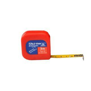 Richter Taschenrollbandmaß 3m - mm/mm