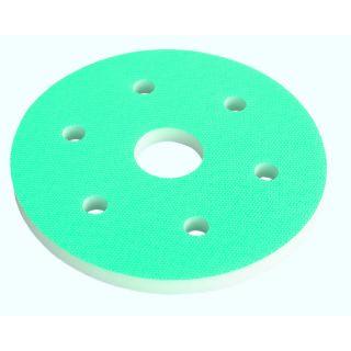 Schaumstoffträger 6-fach gelocht (Klett)