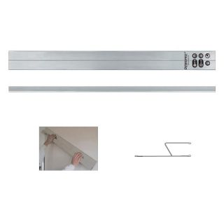 Aluminium h-Profil-Kartätsche - Länge: 250cm