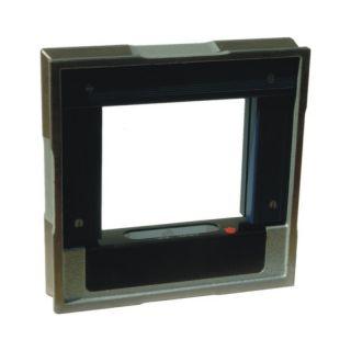 Richter Rahmen-Wasserwaage - 0,1mm/m