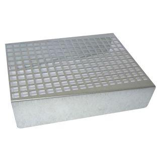 Bodensieb aus Metall für Hufa Waschbox