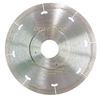 Diamanttrennscheibe - Ø 115 mm Fliesen Dünnwandtechnik