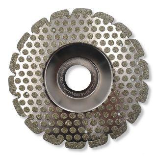 Dewepro Diamanttrenn- und Schleifscheibe - Ø 115 mm Fliesen DUO