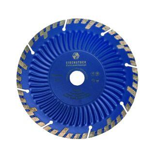 Diamanttrennscheibe für Nass- und Trockenschnitt - Ø 200mm