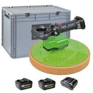 Putzbearbeitungsmaschine EPG 400 Akku komplett