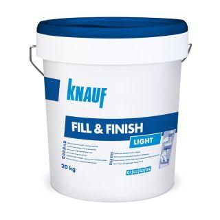 Knauf Fill & Finish light 3 a' 20kg