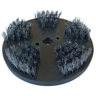 Stahlbürste fein - Ø 200mm