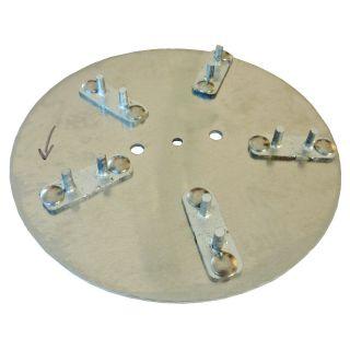 Widiascheiben Ø 200 mm mit verschiedenen Anwendungsmöglichkeiten