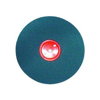 Moosgummischeibe auf Kunststoffteller geklebt - Ø250mm