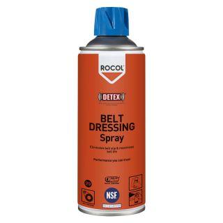 Lebensmittelverträgliches Spray zur Eliminierung von Riemenschlupf und zur Maximierung der Riemenstandzeit - Inhalt: Spraydose: 300ml