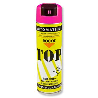 ROCOL TOP Handmarkierungsspray auf Acrylharzbasis für den professionellen Anwender