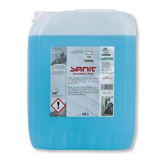 Beseitigt Kalk, Hautfett und Seifenrückstände auf Duschkabinen, Fliesen und Wannen mühelos