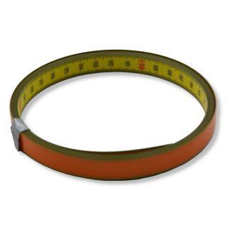 Skalenbandmaß Duplexteilung - 1m - 13mm- ou - gelb